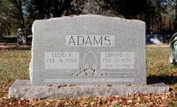 Ella (Ellie) Valentine <i>Tow</i> Adams