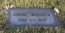 Angelina Ellen Angie <i>Webb</i> Warnick