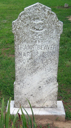 Joseph Frank Frank Beaver