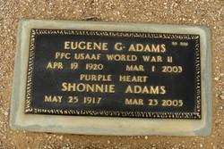Eugene G Adams