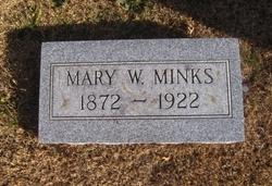 Mary C <i>Lampe</i> Minks