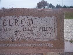 Emmett Weldon Elrod