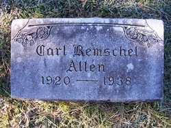 Carl Remschel Allen
