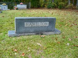 Mary <i>Thomas</i> Hamilton