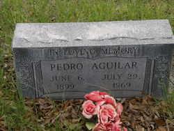 Pedro Pete Aguilar