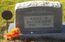 Amos H Katterjohn