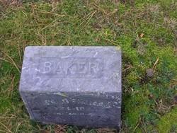 Harold Thomas Baker