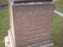 John Mahony, Jr