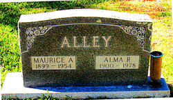 Alma R. Alley