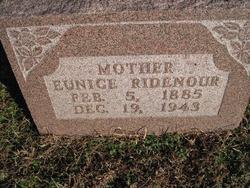 Eunice <i>Snow</i> Ridenour