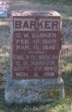 C W Barker