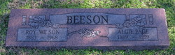 Algie Page Beeson