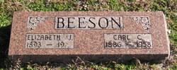 Elizabeth J Beeson