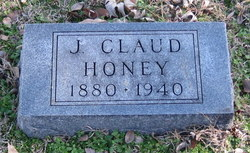 J Claud Honey