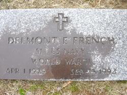 Delmont E. French