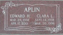 Edward H. Aplin, Sr