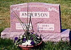 Verna Viola Corine <i>Johnson</i> Anderson