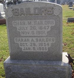 Sgt Charles Marcus Sailors