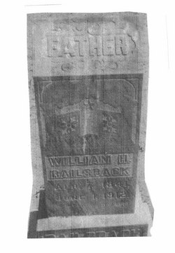 William Harrison Railsback