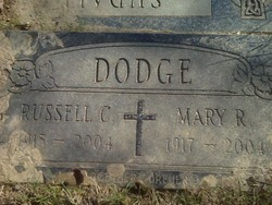 Mary R. <i>Castelli</i> Dodge