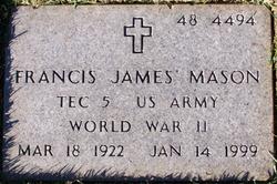 Francis James Mason