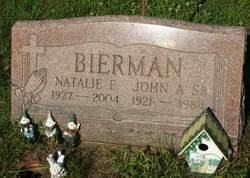 John Arthur Bierman, Sr