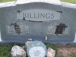 Joe Morgan Billings