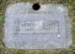 Ardena Rose <i>Jones</i> Anders
