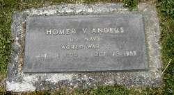 Homer Virgil Anders