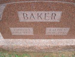 Iona Evelyn <i>Davis</i> Baker