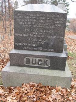 Philena <i>Aldrich</i> Buck