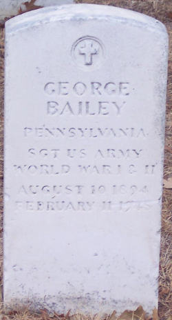 SGT George Bailey