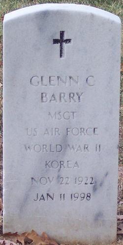 SGT Francis E Barry