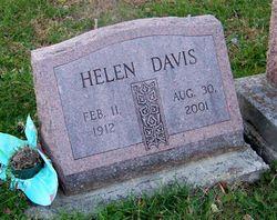 Helen <i>Abernathy</i> Davis