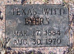 Texas <i>Witt</i> Byers