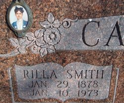Rilla <i>Smith</i> Carter