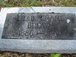 Lillie <i>Crane</i> Brown