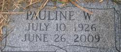 Ossie Pauline <i>Wooten</i> Center
