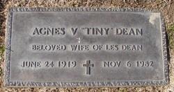Virginia Agnes <i>Canoles</i> Dean