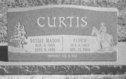 Bessie <i>Mason</i> Curtis