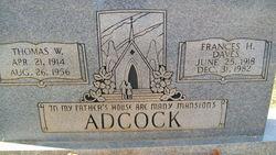 Thomas Wyatt Adcock