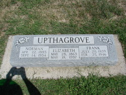 Edgar Franklin Frank Upthagrove