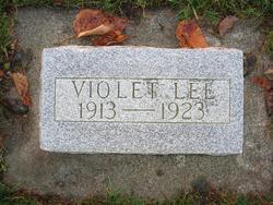 Violet Marie Lee