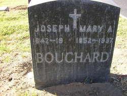 Mary A <i>Parker</i> Bouchard