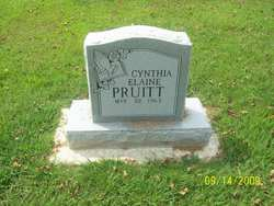 Cynthia Elaine <i>Snider</i> Pruitt