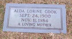 Alda Lorine Cook