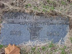Dorothy L Maxwell