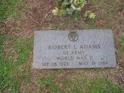 Robert L Adams