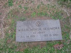 Willie Minor Skidmore