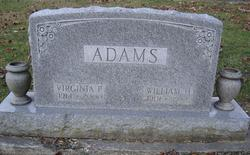 Virginia Pearl Adams